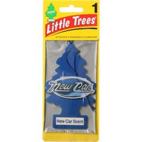 LITTLE TREE NEW CAR SCENT AIR FRESHENER FOR CAR TRUCK CARAVAN LONG LASTING x20