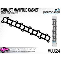 EXHAUST MANIFOLD GASKET FOR NISSAN PATROL GQ GU 4.2L 4.5L 6CYL 1988-2001 MG0024