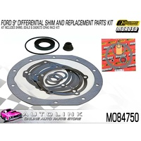 "MOROSO FORD 9"" DIFFERENTIAL SHIM AND REPLACEMENT PARTS - DRAG RACE KIT MO84750"