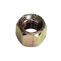 CHAMPION STEEL MANIFOLD NUT M8 x 1.25 MS12 (SOLD AS 1)
