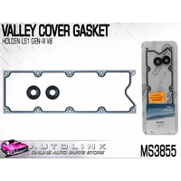 PERMASEAL VALLEY COVER GASKET SUIT HOLDEN COMMODORE VTII VX VY VZ LS1 V8 1999-06