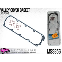 PERMASEAL VALLEY COVER GASKET SUIT HOLDEN COMMODORE VE 6.0L V8 2006-2010 MS3856