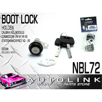 BOOT LOCK FOR HOLDEN COMMODORE SEDAN VN VP VR VS STATESMAN VQ VS NBL72