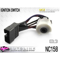 IGNITION SWITCH SUIT TOYOTA HILUX RN90 8/1991 - 7/1997 WITH TILT STEERING