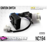 IGNITION SWITCH TO SUIT TOYOTA LANDCRUISER HDJ80 HZJ80 1/1990 - ON (STEER LOCK)