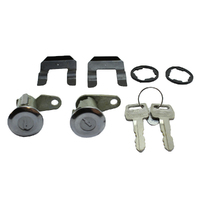 DOOR LOCK PAIR FOR FORD FAIRLANE ZA ZB ZC ZD ZF ZG INC LTD - NDL66