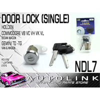 NICE NDL7 DOOR LOCK SINGLE FOR HOLDEN COMMODORE VB VC VH VK VL SEDAN & WAGON