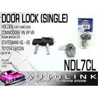 DOOR LOCK SINGLE LEFT HAND FOR HOLDEN CALIBRA ALL MODELS 1993 - 1996 NDL7CL