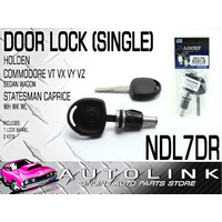DOOR LOCK SINGLE FOR HOLDEN COMMODORE VU VY VZ UTE NDL7DR
