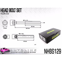 HEAD BOLT SET FOR HOLDEN ASTRA TS 2.2L Z22SE 4CYL 1/2001-12/2006 NHBS129