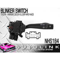 COMBINATION SWITCH BLINKER HEADLAMP TO SUIT TOYOTA CELICA ZZT231 WITH FOGLAMPS