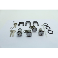 IGNITION BARREL & ALL LOCKS SET FOR FORD FALCON FAIRMONT XC XD XE XF SEDAN