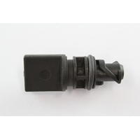 RADIATOR DRAIN PLUG - PLASTIC , THREAD LOCK DESIGN ( NRC20 )