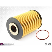 SILVERLINE CARTRIDGE OIL FILTER SUIT NISSAN PATROL GU 3.0L T/DIESEL OF110CSL