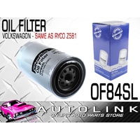 OIL FILTER Z581 SUIT VOLKSWAGEN TRANSPORTER CHECK APPLICATION BELOW