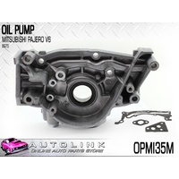 OIL PUMP TO SUIT MITSUBISHI PAJERO NM NP NS NT V6 3.8L 6G75 02/2001 - ON