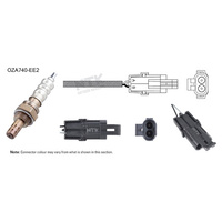 NTK OZA740-EE2 OXYGEN SENSOR 2 WIRE 320mm CABLE SUIT