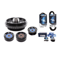UNDERDRIVE PULLEY BALANCER KIT SUIT CHEV LUMINA VE 6.0L V8 L98 8/2006 - 8/2010