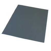 WET & DRY SANDING SHEET - 2000 GRIT 230mm x 280mm ( SOLD AS 1 SHEET )