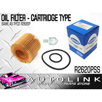 OIL FILTER TO SUIT TOYOTA COROLLA ZRE152 ZRE153 ZRE172 ZRE182 1.8lt 2.0lt