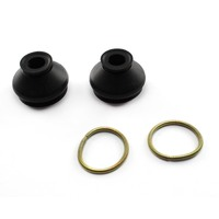 ROADSAFE TIE ROD BOOT KIT 12x26x23mm UNIVERSAL PAIR RB518K