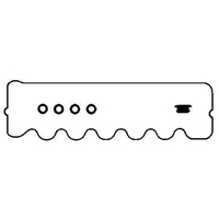 RUBBER ROCKER COVER GASKET KIT SUIT FORD FALCON AU 1 - 2 - 3 6CYL 4.0L WAGON x1