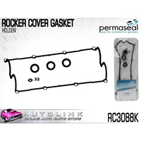 PERMASEAL ROCKER COVER GASKET SUIT HOLDEN RODEO TFR TFS V6 1997-2005 RC3088K x1