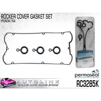 PERMASEAL ROCKER COVER GASKET SET FOR HYUNDAI TERRACAN V6 2001-2007 RC3285K