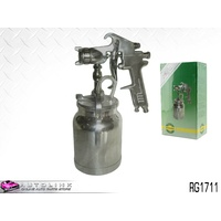 PROKIT SPRAY GUN ALLOY BODY & CUP - 1 LITRE POT / 1.5mm NOZZLE RG1711