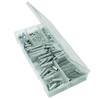 PROKIT 200 PCE SPRING ASSORTMENT SET EXTENDED / COMPRESSED VARIOUS SIZES RG2813