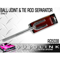 "BALL JOINT & TIE ROD SEPARATOR - 305mm 12"" REMOVES JOINTS FROM STUB AXLES"