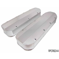 RPC FABRICATED ANODISED ALUMINIUM ROCKER COVERS SUIT BIG BLOCK CHEV V8 RPCR6244