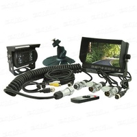 DNA 5 INCH 16:9 LCD REARVIEW SCREEN & CCD CAMERA PACK 12-24V RV50PK