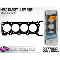 PERMASEAL HEAD GASKET LEFT FOR FORD FALCON FG XR8 5.4L BOSS 260 290 V8