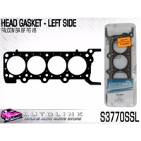 PERMASEAL HEAD GASKET LEFT SUIT FORD FPV GT GT-P BA BAII BF 5.4L V8 BOSS 290