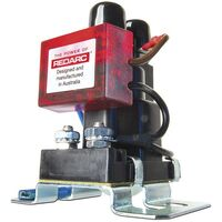 REDARC SMART START 12V DUAL BATTERY ISOLATOR 100 AMP WITH MOUNT BASE SBI12