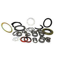 FRONT SWIVEL HUB + WHEEL BEARING SEAL KIT FOR TOYOTA LANDCRUISER VDJ78 4.5L 07-