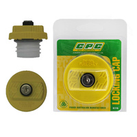 CPC Fuel Cap Locking for Ford Courier PD PE PG PH 2.5L Diesel 5/1996-11/2006