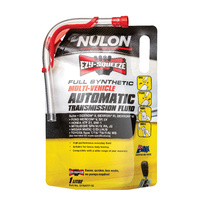 NULON SYNATF-1E FULL SYNTHETIC EZY SQUEEZE AUTOMATIC TRANSMISSION FLUID OIL 1L