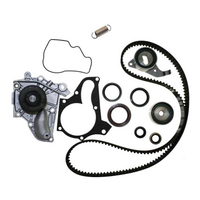 TIMING BELT KIT + WATER PUMP FOR HOLDEN APOLLO JK JL JM JP 2.0L 2.2L 3SFE 5SFE