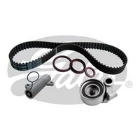 GATES TCKH1511 TIMING BELT KIT INC HYDRAULIC TENSIONER FOR TOYOTA 1KD 2KD