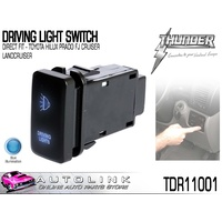 DRIVING LIGHTS SWITCH OE DIRECT FIT TOYOTA LANDCRUISER 100 SERIES 1998 - 2007