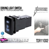 THUNDER DRIVING LIGHT SWITCH OE DIRECT FIT TOYOTA LANDCRUISER 200 SERIES 2008-ON