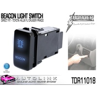 THUNDER BEACON LIGHT SWITCH DIRECT FIT FOR TOYOTA HILUX 2005-2014 TDR11018