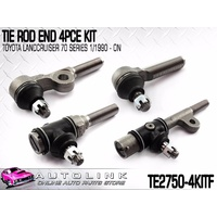 555 TIE ROD END RELAY KIT SUIT TOYOTA LANDCRUISER FZJ75 4.5L 6CYL 8/1992-7/1999