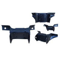 FRONT ENGINE MOUNT SUIT FORD FALCON XW XY XA XB XC XD XE V8 302 & 351 RUBBER X2