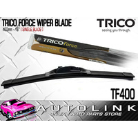 "TRICO FORCE BEAM WIPER BLADE ASSEMBLY 400 MM (16"") SINGLE ( TF400 )"