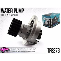 WATER PUMP TO SUIT DAEWOO NUBIRA 1.6lt A16DMS 4CYL 7/1997 - 10/1999 ( TF8273 )