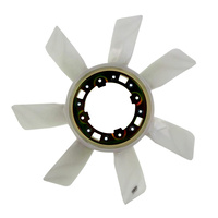 RADIATOR FAN BLADE FOR TOYOTA LANDCRUISER FJ40 FJ45 FJ55 FJ60R - 7 BLADE