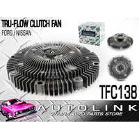 FAN CLUTCH TO SUIT NISSAN PATROL Y60 GQ 4.2lt TB42S 6CYL (CARB) 1/1988 - 10/1991